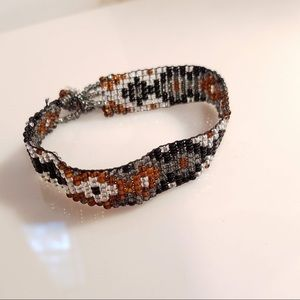 Vintage Tribal Beaded Fashion Bracelet